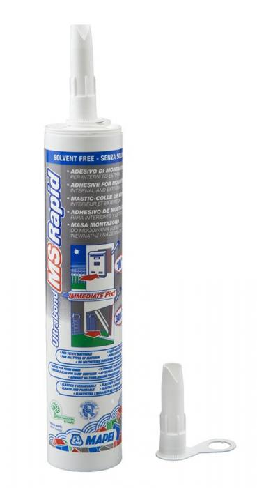 Adeziv de montaj Mapei Ultrabond MS Rapid 300 ml-big