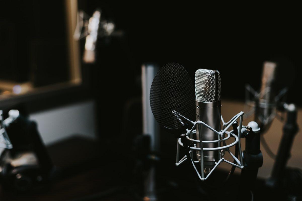 Imbunatatirea acusticii intr-un studio de inregistrari