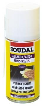 Curatator Soudal spuma lichida 150 ml