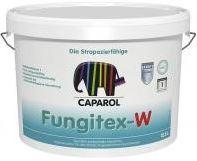Vopsea latex antimucegai interior Caparol Fungitex W 12.5 l