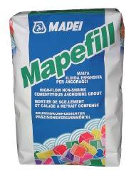 Mortar ancorare expansiv Mapei Mapefill 25 kg