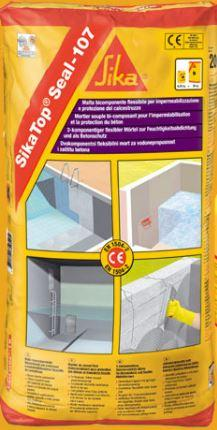 Mortar de impermeabilizare Sika Top Seal 107 - comp B 20 kg