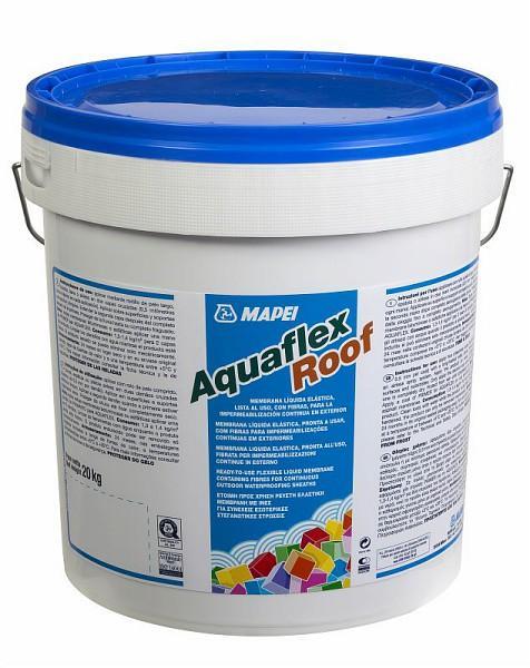 Membrana lichida cu fibre mapei aquaflex roof 20 kg pret for Guaina liquida mapei